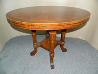 Outstanding Mahogany Centre Table (6 of 8)