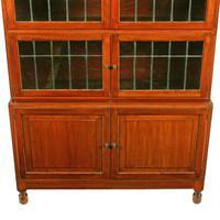 """Minty"" Mahogany Stacking Bookcase (5 of 8)"
