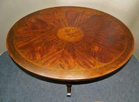 Outstanding Mahogany Centre Table (2 of 8)