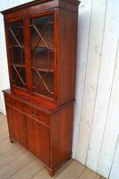 Glazed Reproduction Bookcase (3 of 6)