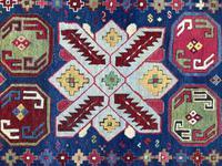 Antique Caucasian Talish Long Rug (8 of 10)