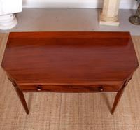 Folding Writing Desk 19th Century Mahogany (14 of 17)