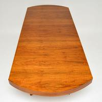 1960's Vintage Walnut Extending Dining Table by Robert Heritage (11 of 11)