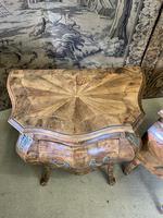 Stunning Pair of 19th Century Italian Inlaid Cupboards (5 of 8)