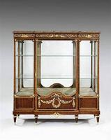 Antique Display Cabinet (2 of 2)