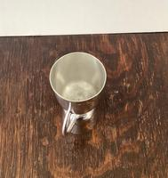 Silver Plated Double Jigger (5 of 5)