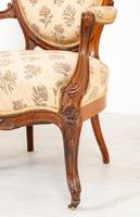 Victorian Rosewood Parlour Suite (12 of 23)
