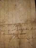 1440 A.D Medieval James ll of Scotland Period Vellum Document (4 of 13)