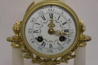 19th century Louis XVI Partico clock (9 of 9)