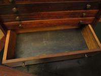 Antique Mahogany Engineers or Toolmakers Drawers, Cabinet, Lockable with Key (6 of 20)