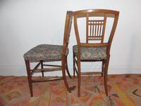 E.W.Godwin Pair of Chairs (2 of 6)