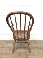 Antique Child's Windsor Chair (7 of 8)