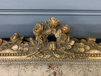 19th Century French Giltwood Settee (7 of 15)