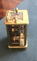 French Timepiece Carriage Alarm Clock (4 of 4)