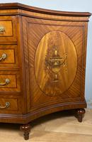 Reproduction Painted Satinwood Sideboard (6 of 12)