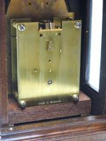 Stunning Burr Walnut Basket Top Bracket Clock by Charles Frodsham Clock Makers to The King (3 of 12)