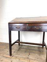 Antique Mahogany Clerk's Desk or Bureau (4 of 10)