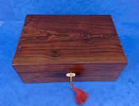 Regency Rosewood Jewellery Box (5 of 9)