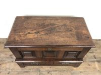 Antique Welsh Oak Coffer Bach (5 of 15)