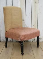 Antique French Nursing Chair (8 of 8)