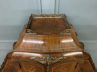 19th Century Inlaid Kingwood Bonheur Du Jour (5 of 18)