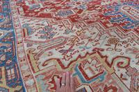 Old Heriz Carpet 335x214cm (3 of 9)