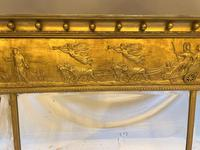 19th Century Large Gilt Overmantle Mirror (10 of 16)