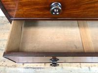 Antique Mahogany Chest of Drawers (4 of 10)