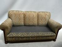 Scottish Early 20th Century Sofa (8 of 10)