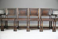 Set of 6 Cromwellian Dining Chairs (5 of 12)
