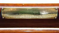 Good Quality Mahogany Globe Wernicke Sectional Glazed Bookcase (26 of 29)