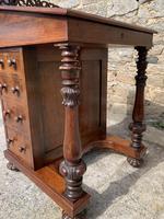 Regency Rosewood Davenport Desk (24 of 26)