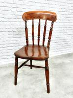 Set of 6 Windsor  Spindleback Kitchen Chairs (7 of 7)