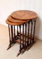 Walnut Nest of Tables (6 of 10)