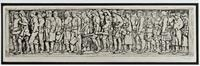 R S Forrest print, Scottish National War Memorial, after Meredith Williams c1927 (2 of 8)