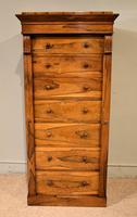 Regency Rosewood Wellington Chest of Drawers