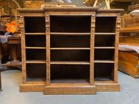 Victorian  Breakfront Bookcase (11 of 11)