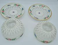 Pair of Bohemian Overlay Glass Bowls (8 of 11)