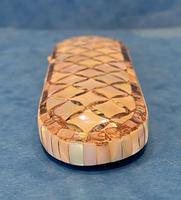 Victorian Mother of Pearl & Abalone Spectacle Case (13 of 17)