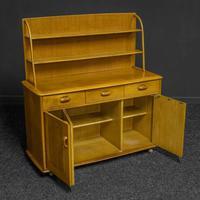 Sixties Oak Priory Dresser (4 of 9)
