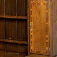 Good Mid 19th Century Oak Dresser & Rack (6 of 6)