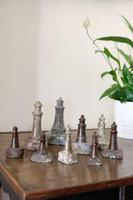 Rare Marble Collection of 9 Carved Lighthouse (2 of 15)