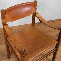 Leather Ibisco Sedie Chairs We Have 2 (6 of 13)
