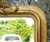 Beautiful Antique French Gilt Mirror (4 of 8)