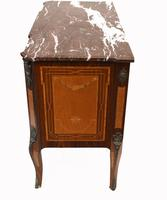 Neo Classical Swedish Commode Marquetry Chest of Drawers Scandanavian (15 of 16)