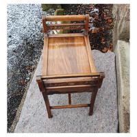 19th Century Chinese Hardwood Window Seat (6 of 7)