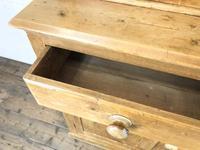 Victorian Antique Pine Glazed Dresser (5 of 8)