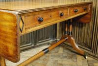 Antique Regency Sofa Table (2 of 8)