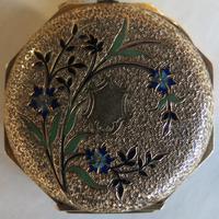 Antique 14ct Gold Cased, Enamel-decorated, Ladies Watch (9 of 12)