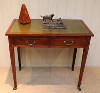 Edwardian Mahogany Writing Desk (6 of 6)